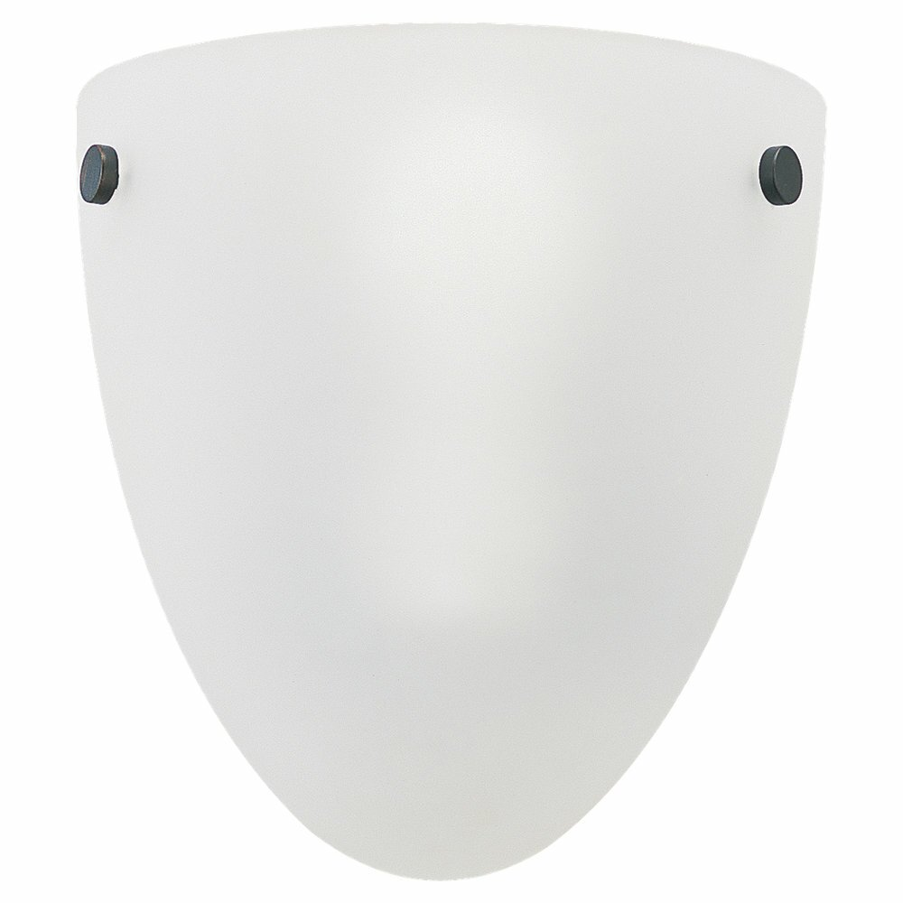 Sea Glass Wall Sconces : Sea Gull Lighting Metropolis 1 Light Wall Sconce with Etched Glass Shade & Reviews Wayfair