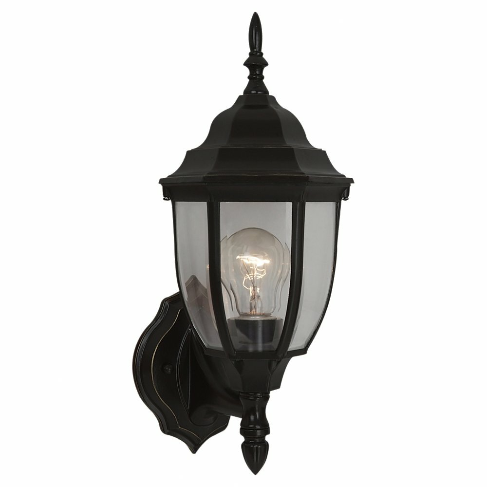 Sea Gull Lighting Baskerville 1 Light Outdoor Wall Lantern