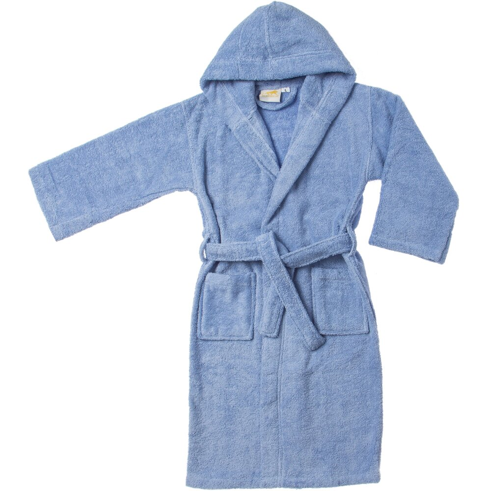 Bathrobe: Simple Luxury Premium Long-Staple Combed Cotton Kids