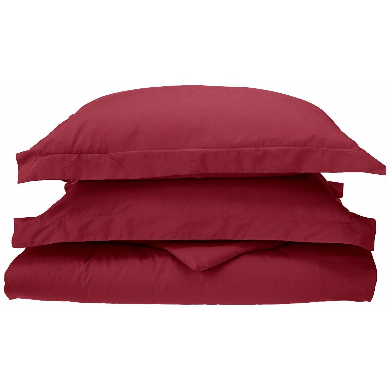 Simple Luxury Percale Cotton Duvet Cover Set Amp Reviews