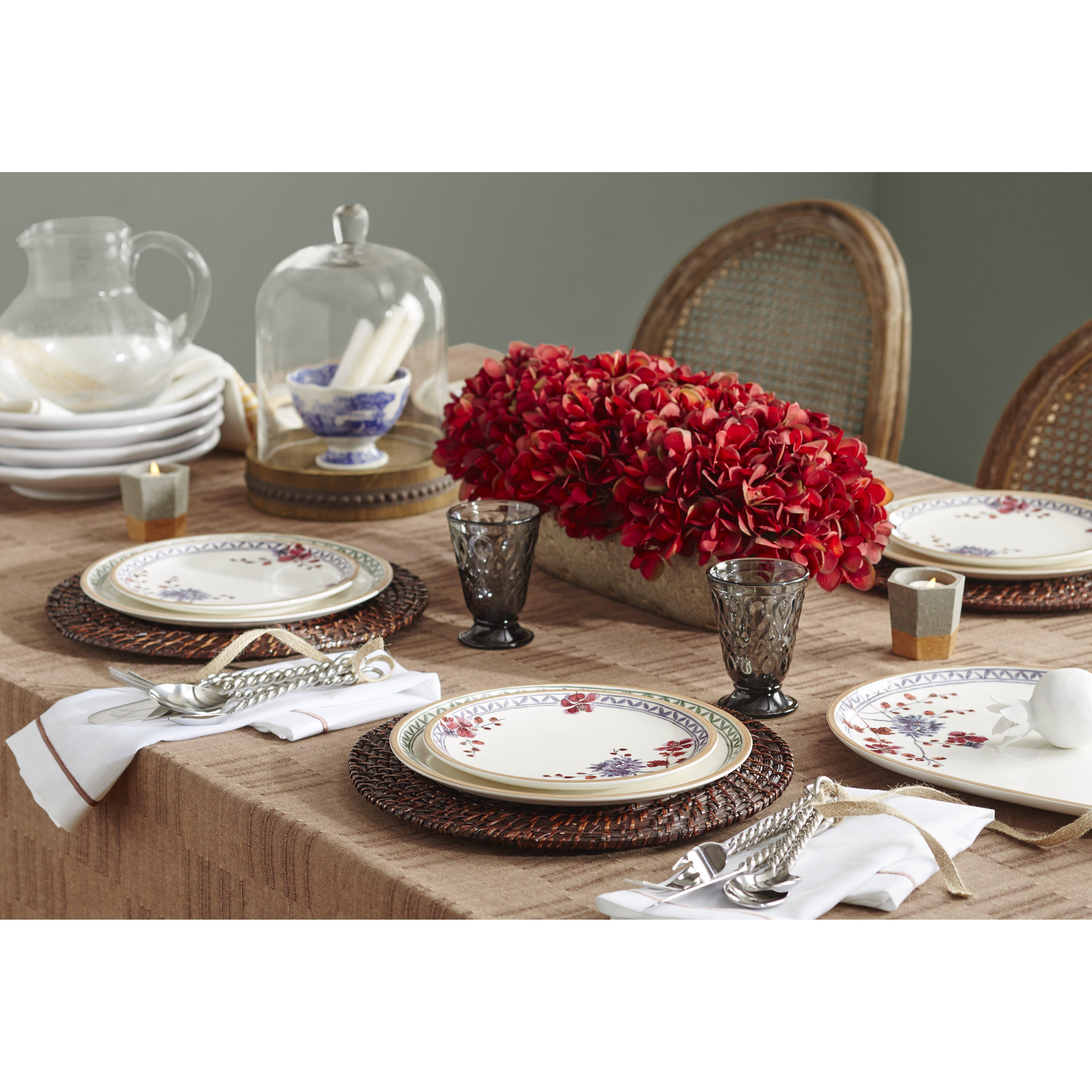 Gourmet settings marina 20 piece flatware set reviews wayfair - Gourmet settings flatware ...