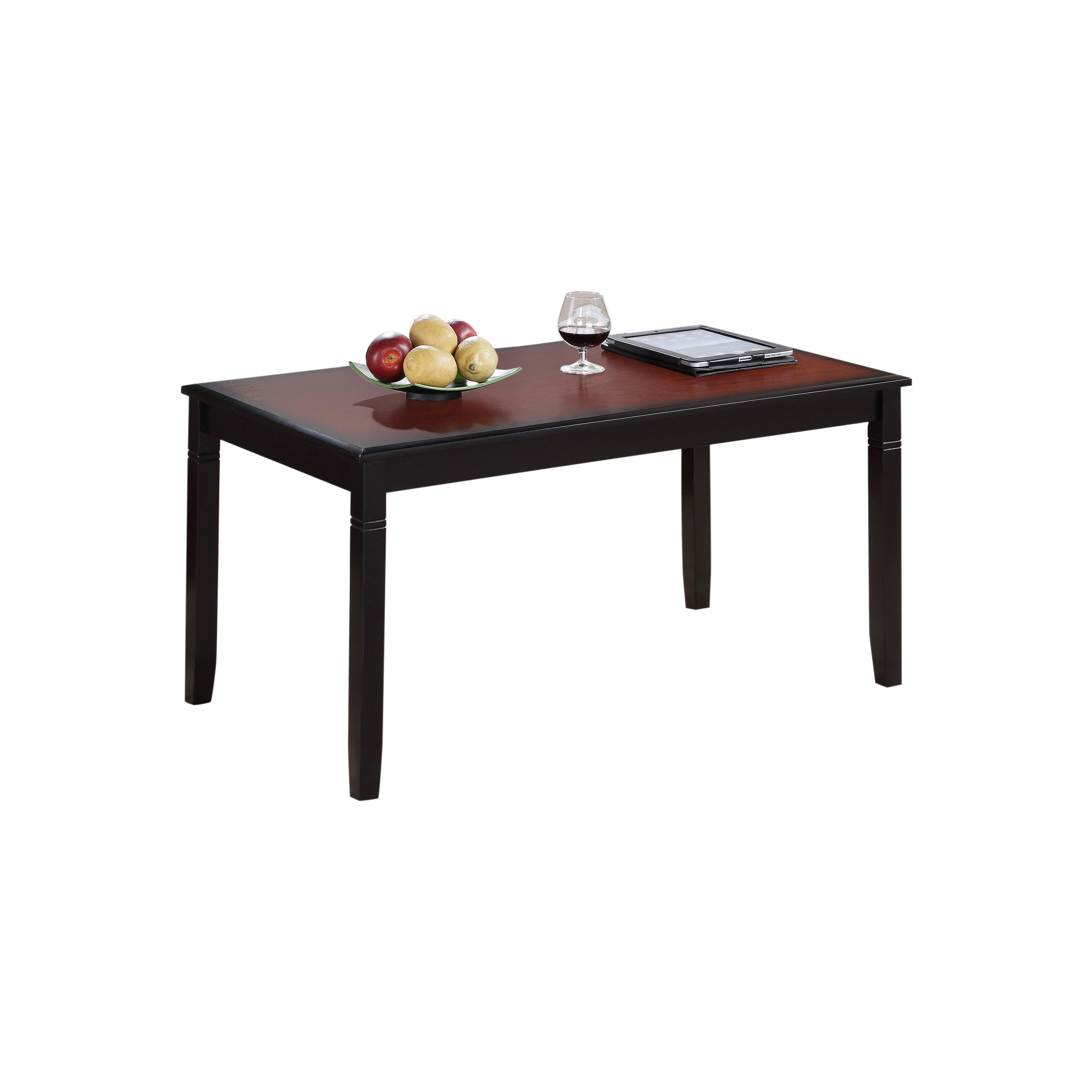 linon camden coffee table reviews wayfair. Black Bedroom Furniture Sets. Home Design Ideas