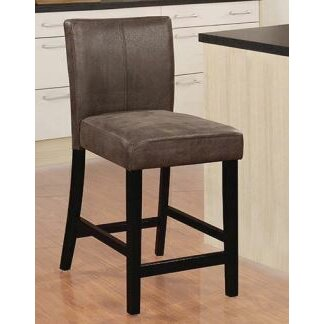 Linon Morocco 24 Quot Bar Stool Amp Reviews Wayfair