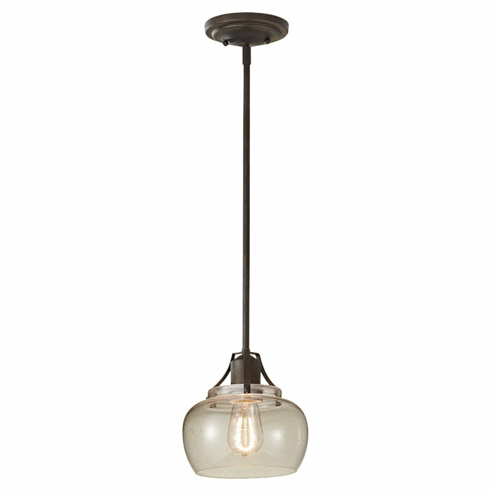 Feiss Urban Renewal 1 Light Mini Pendant & Reviews