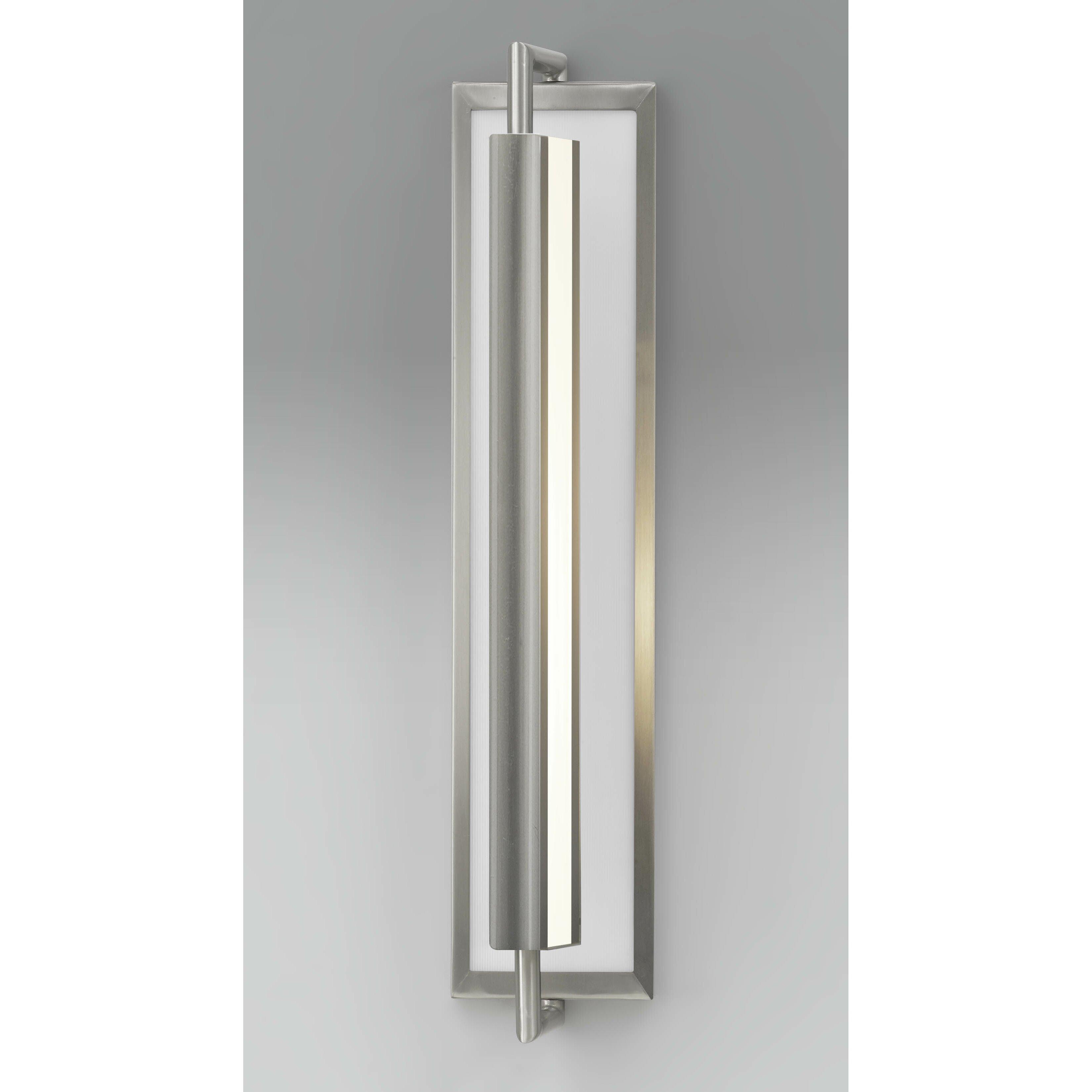 Feiss Bathroom Wall Sconces : Feiss Mila 2 Light Wall Sconce & Reviews Wayfair.ca