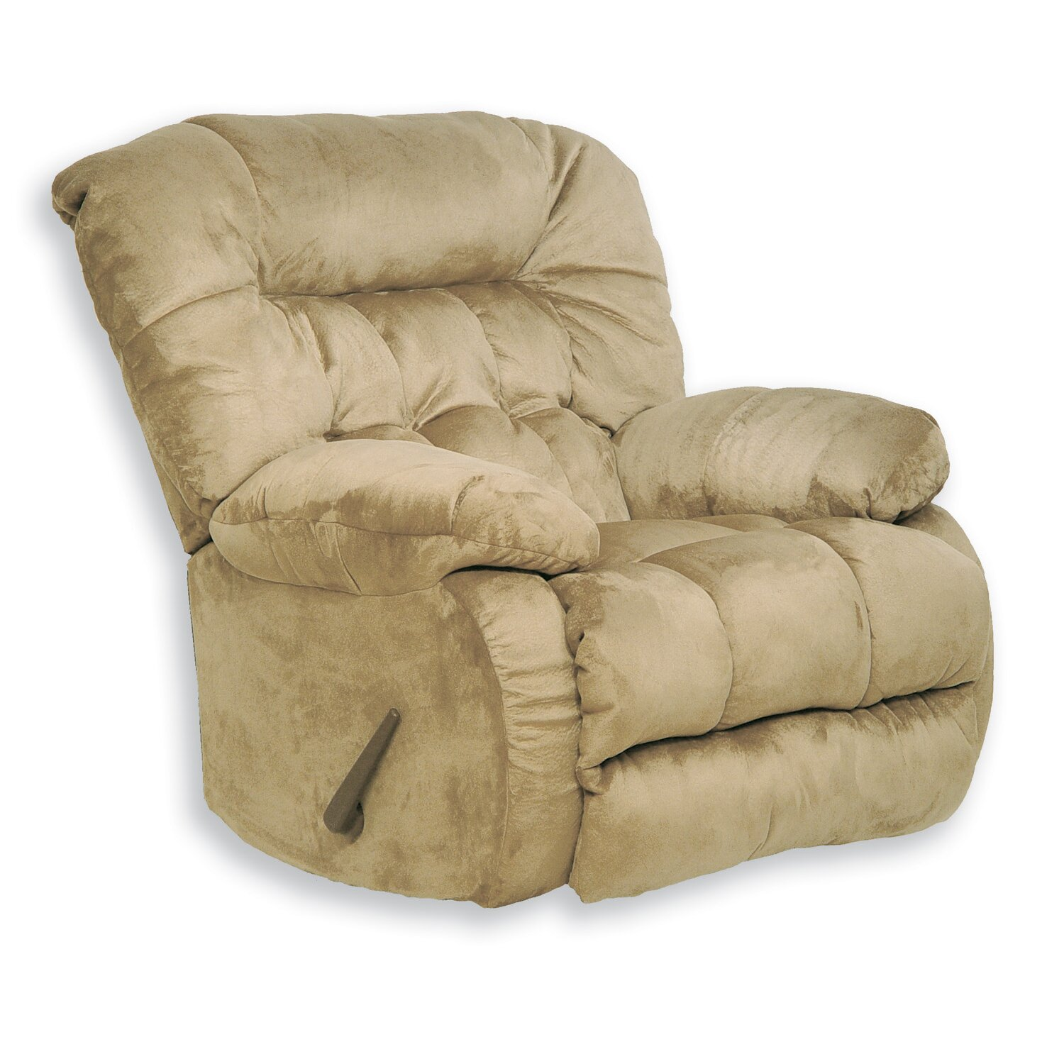 Catnapper teddy bear chaise recliner reviews wayfair for Catnapper reclining chaise