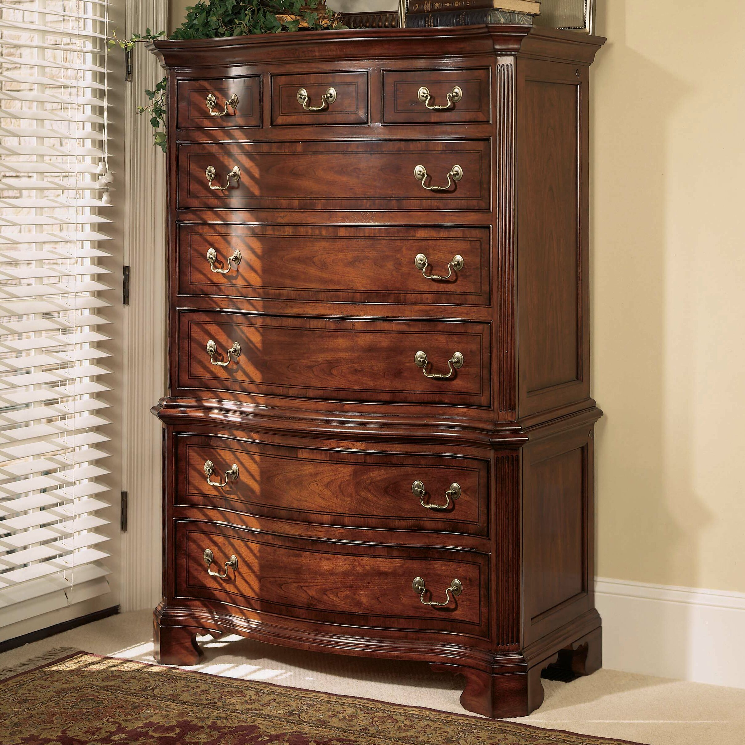 American Drew Chest On Chest Reviews Wayfair