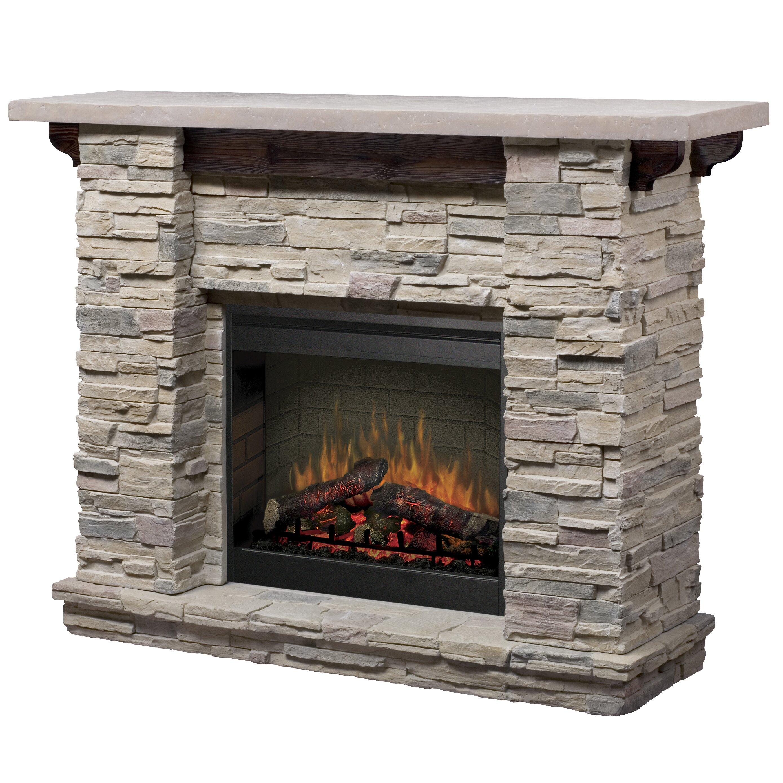 Dimplex Featherston Electric Fireplace Reviews Wayfair
