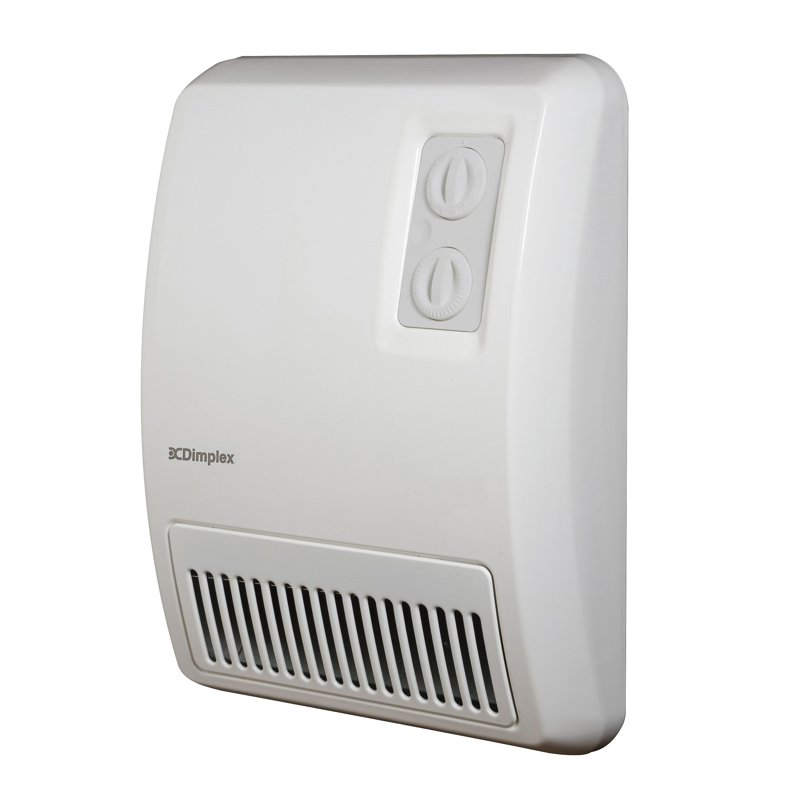 Dimplex 3 413 btu wall insert electric fan heater - Wall mounted electric bathroom heaters ...