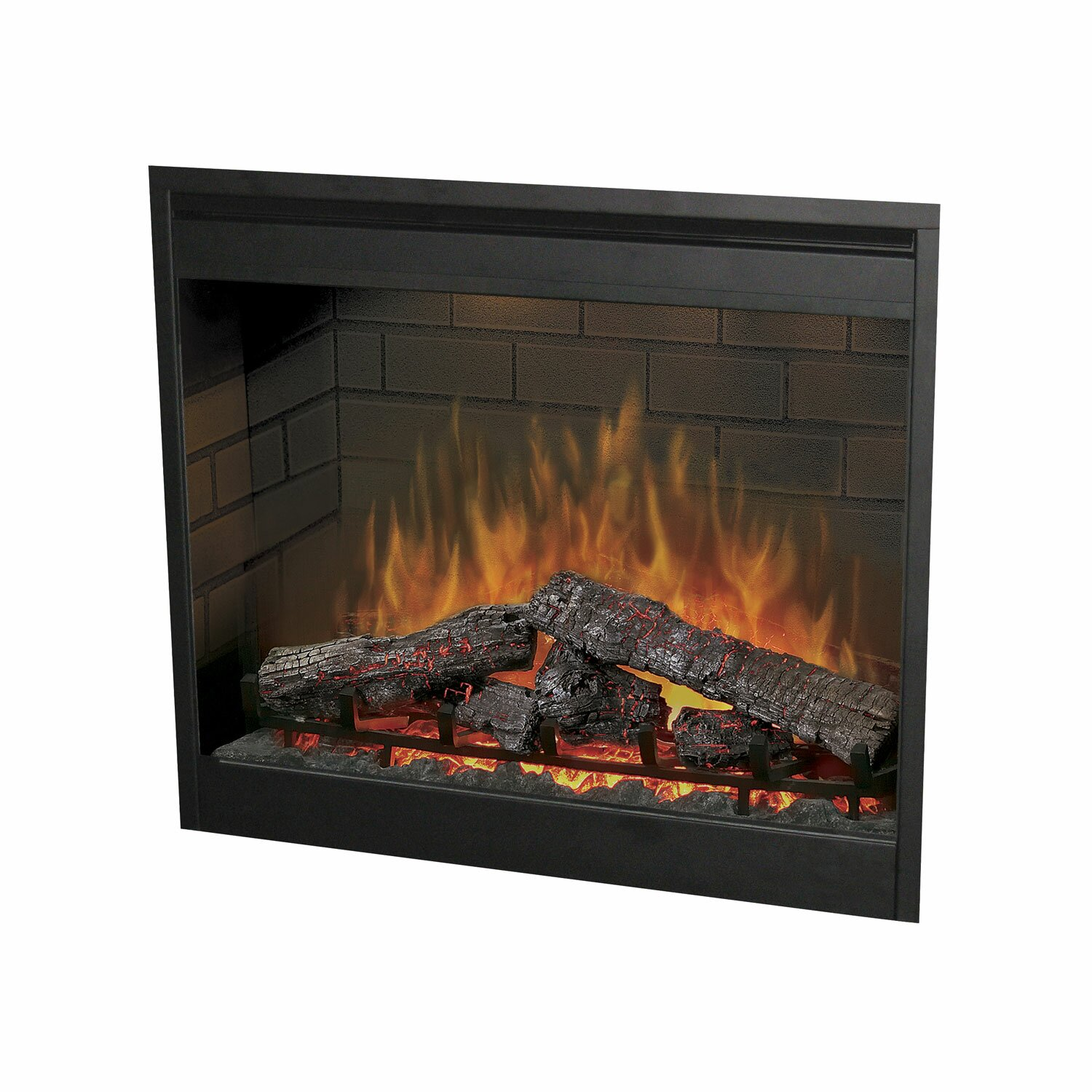 Dimplex Electraflame 30 Self Trimming Electric Fireplace Reviews Wayfair