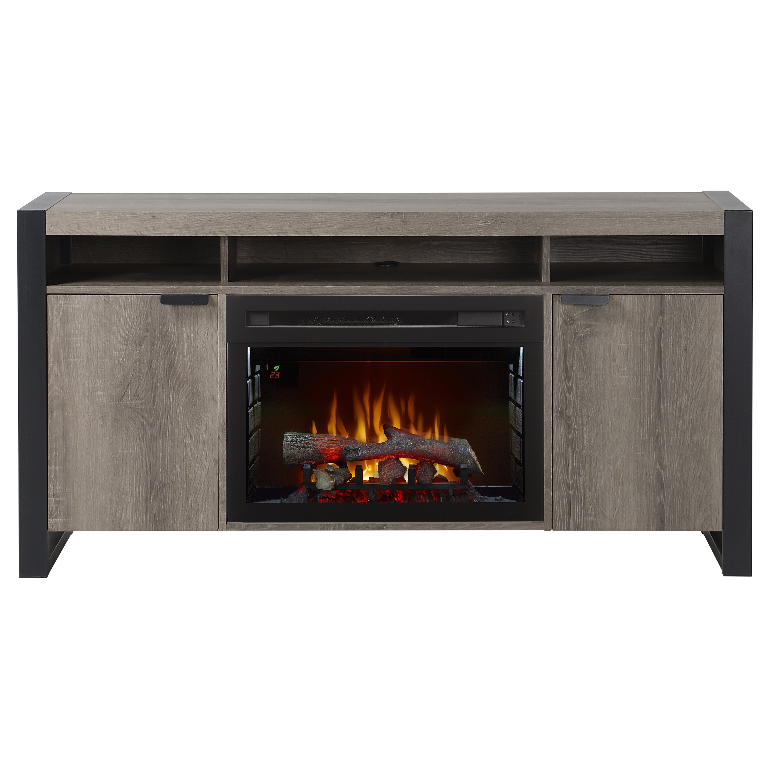 Dimplex Pierre Media Console Electric Fireplace Reviews Wayfair