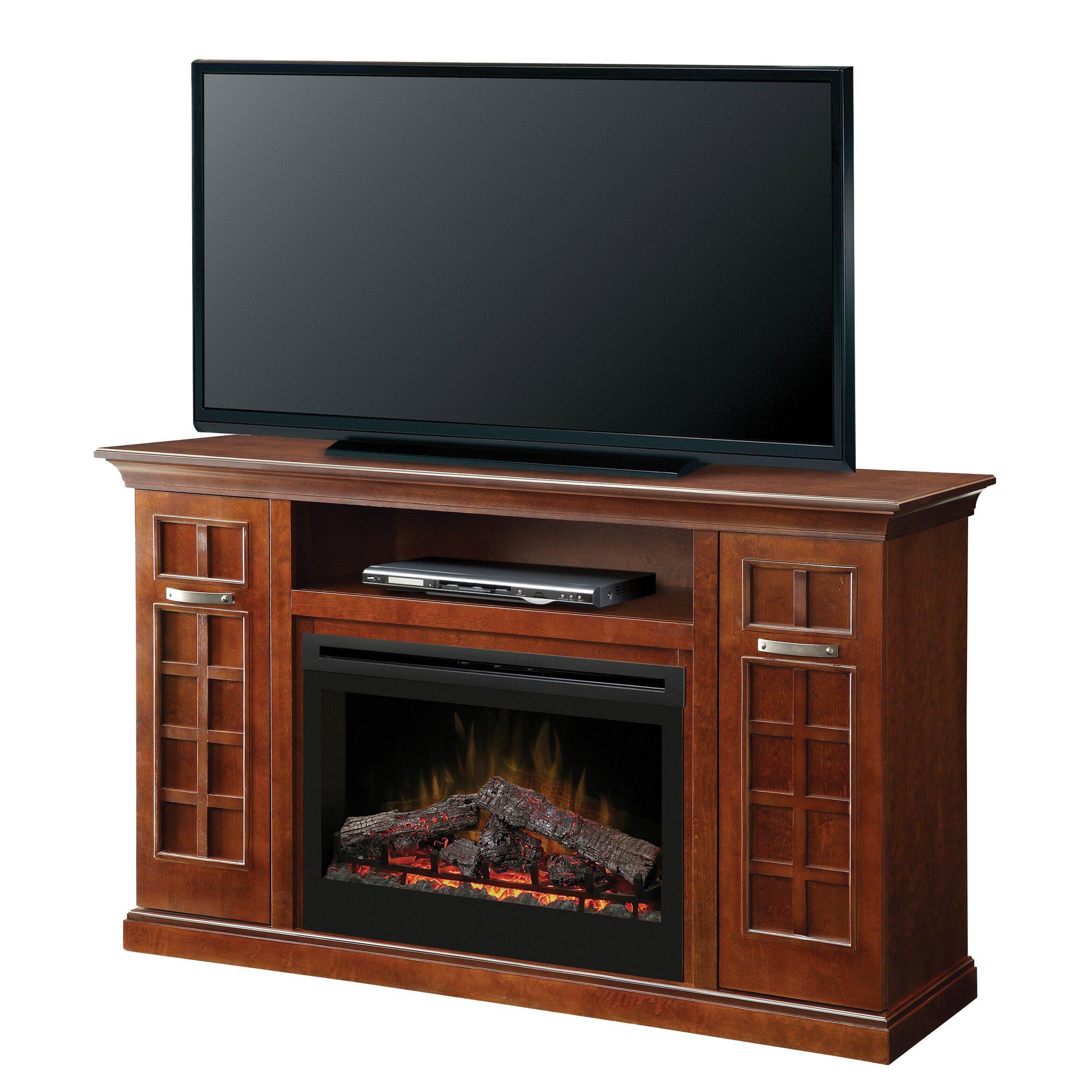 Dimplex Yardley Media Console Electric Fireplace Reviews Wayfair