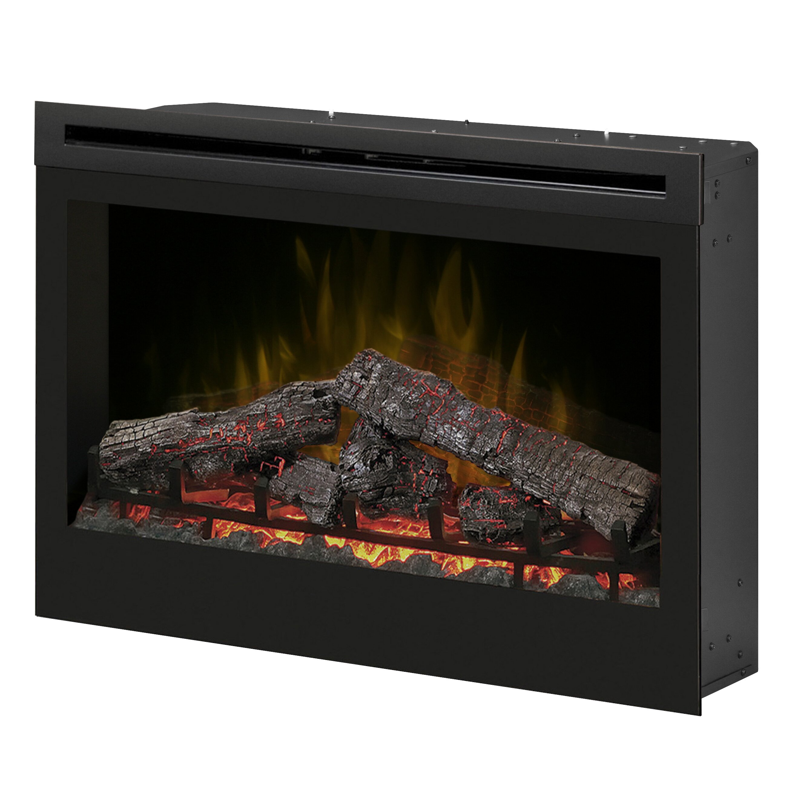 Dimplex Electraflame Self Trimming Wall Mount Electric Fireplace Reviews Wayfair