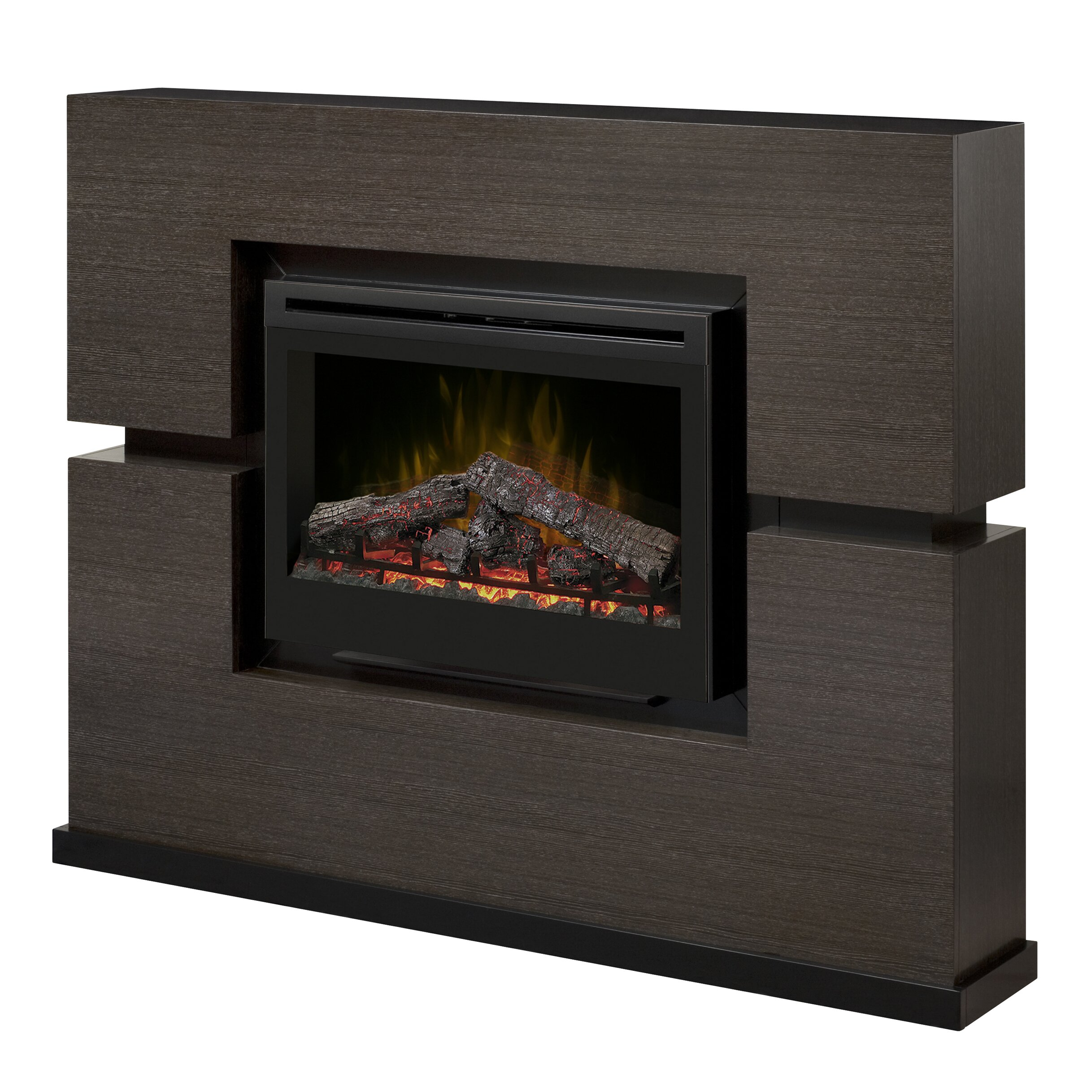 Dimplex Linwood Electric Fireplace Reviews Wayfair