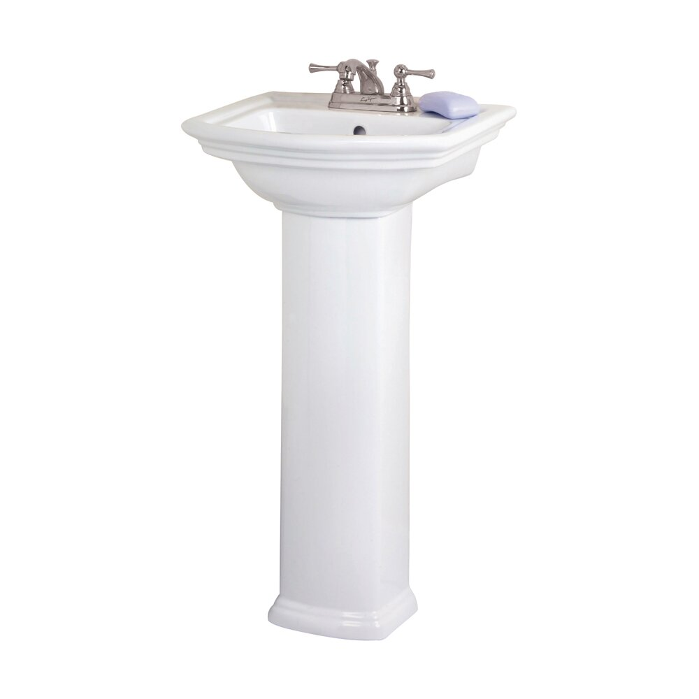 Barclay Washington 460 Pedestal Bathroom Sink Amp Reviews
