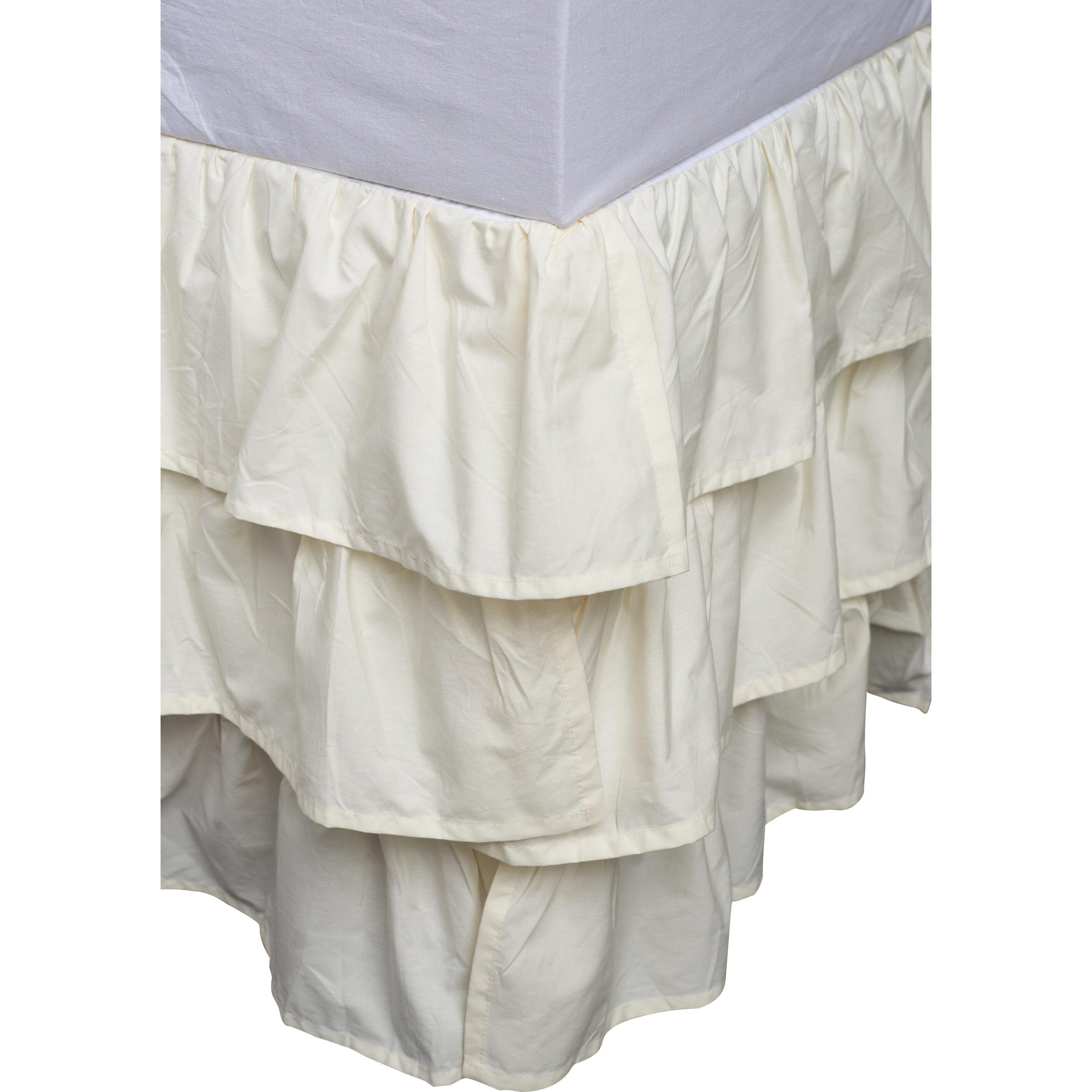 Cotton Bed Skirt 91