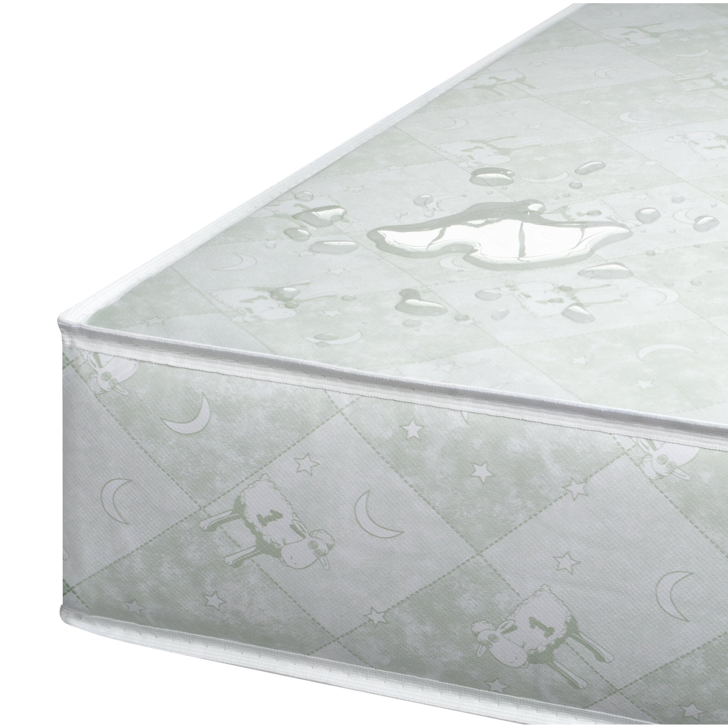 Serta Nightstar Supreme Crib & Toddler Mattress & Reviews