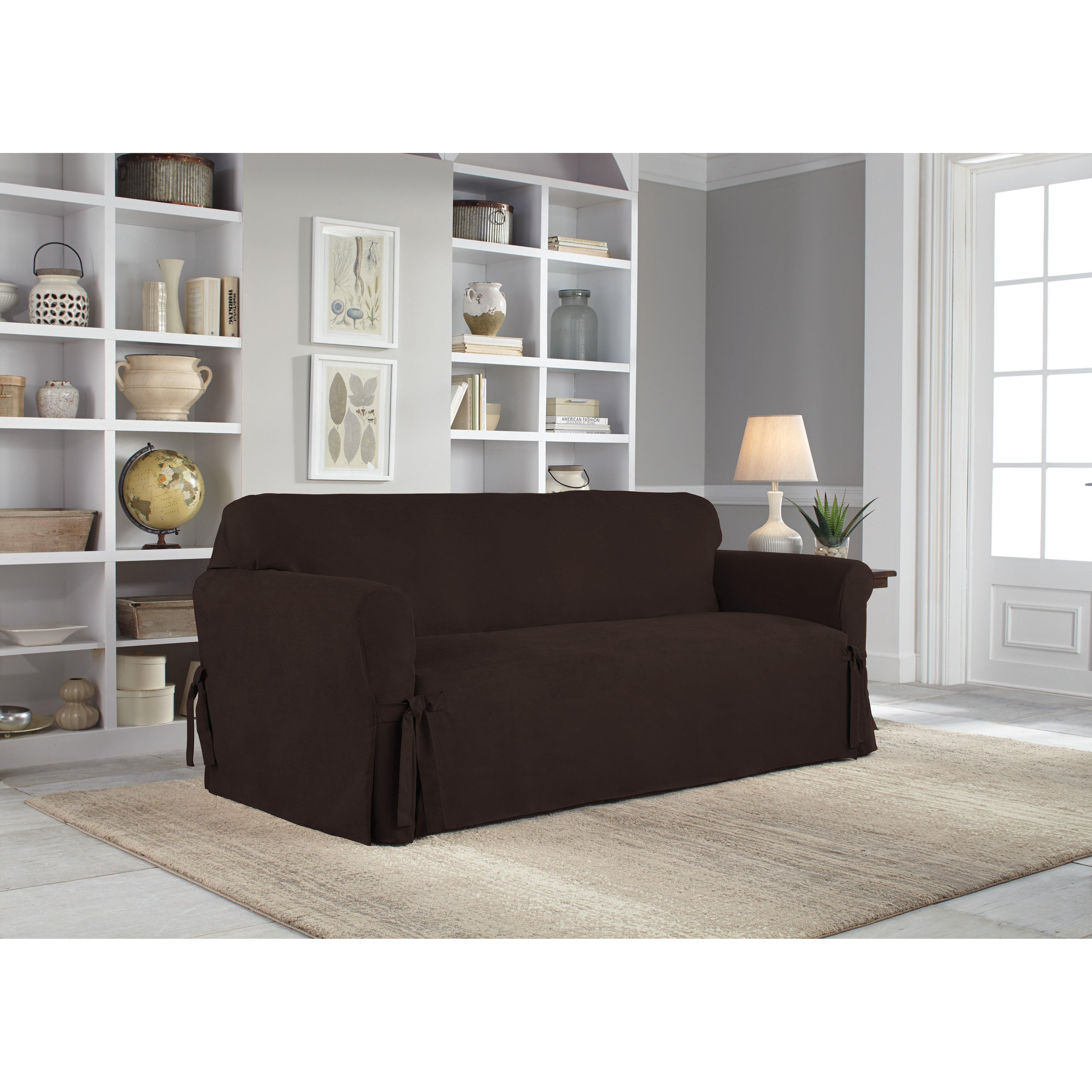 furniture living room furniture sofa slipcovers serta sku xs3456