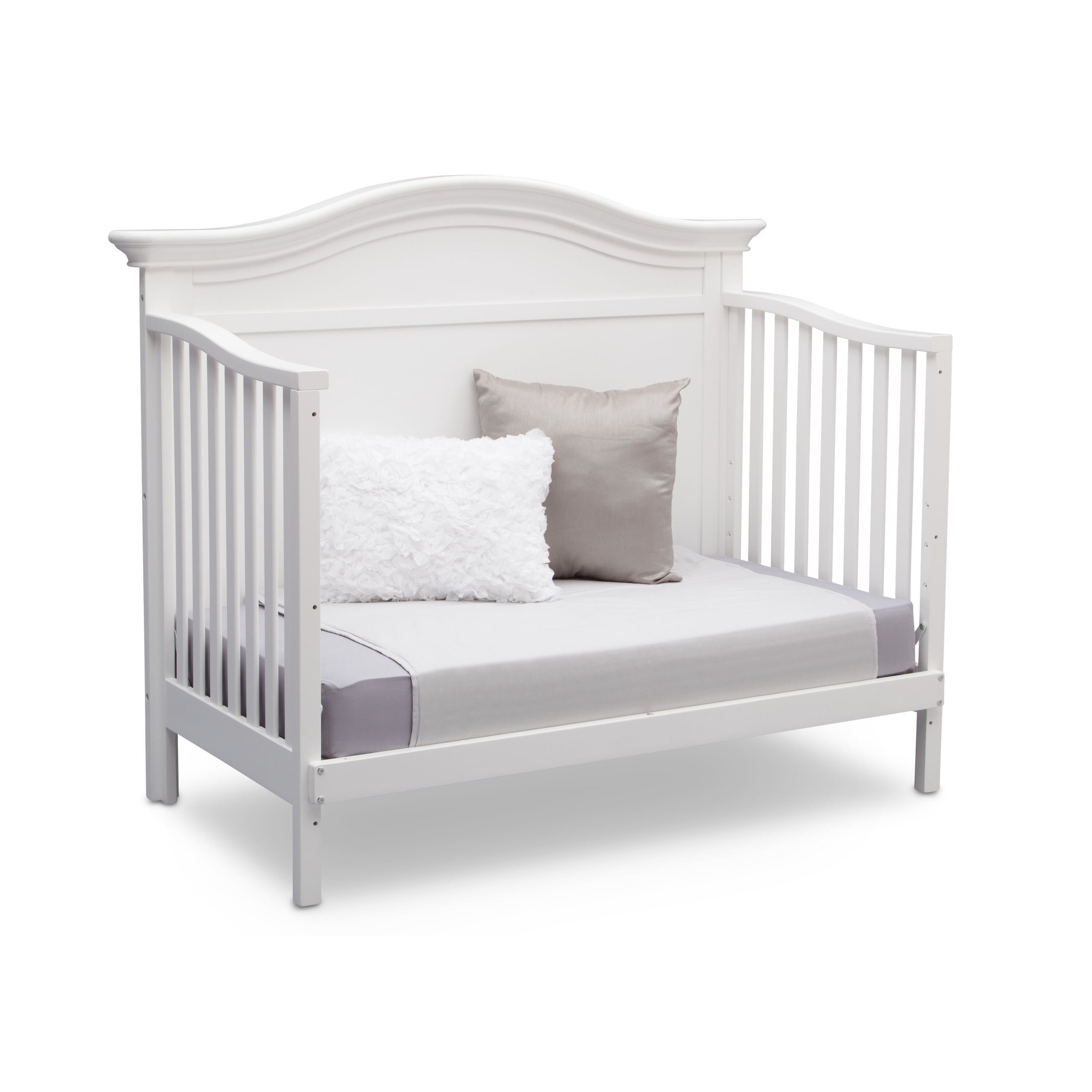Serta bethpage 4 in 1 convertible crib wayfair for Table 99 bethpage