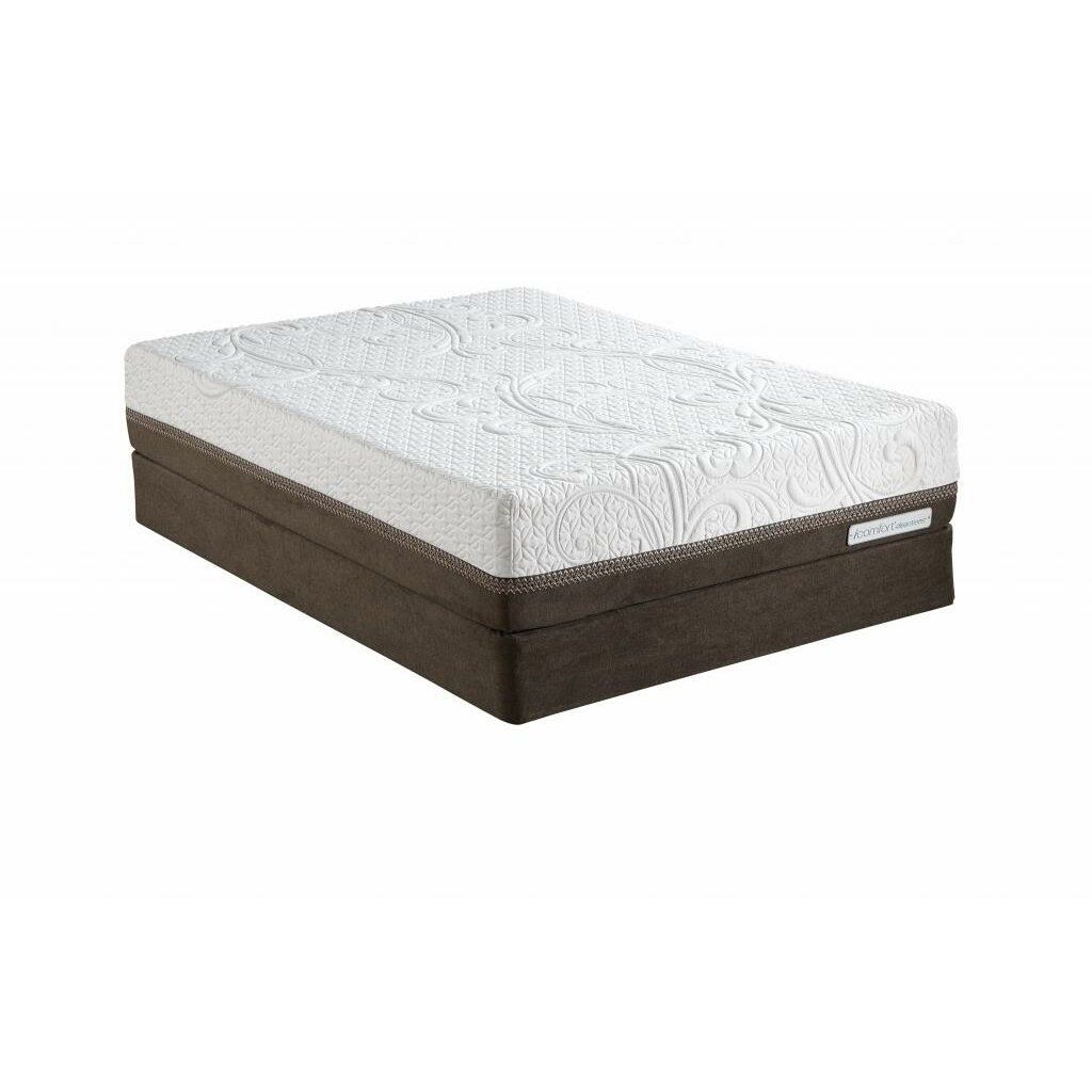 "Serta Reinvention 13"" Gel Memory Foam Mattress"