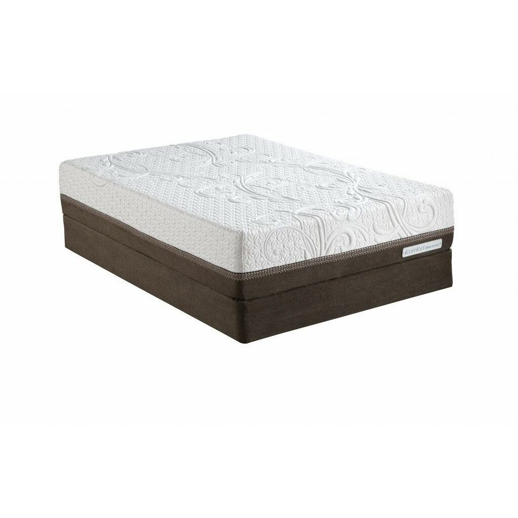 "Serta Acumen 12"" Gel Memory Foam Mattress"