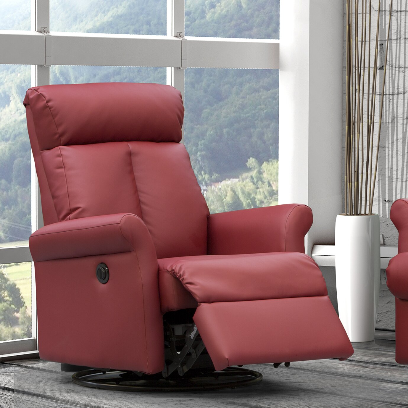 relaxon lynn recliner chair wayfair