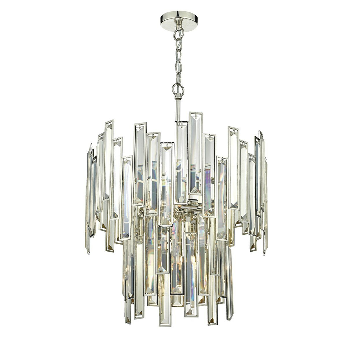 Dar Lighting Odile 6 Light Pendant