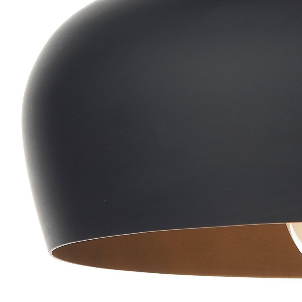 Dar Lighting Gaucho 1 Light Bowl Pendant Amp Reviews