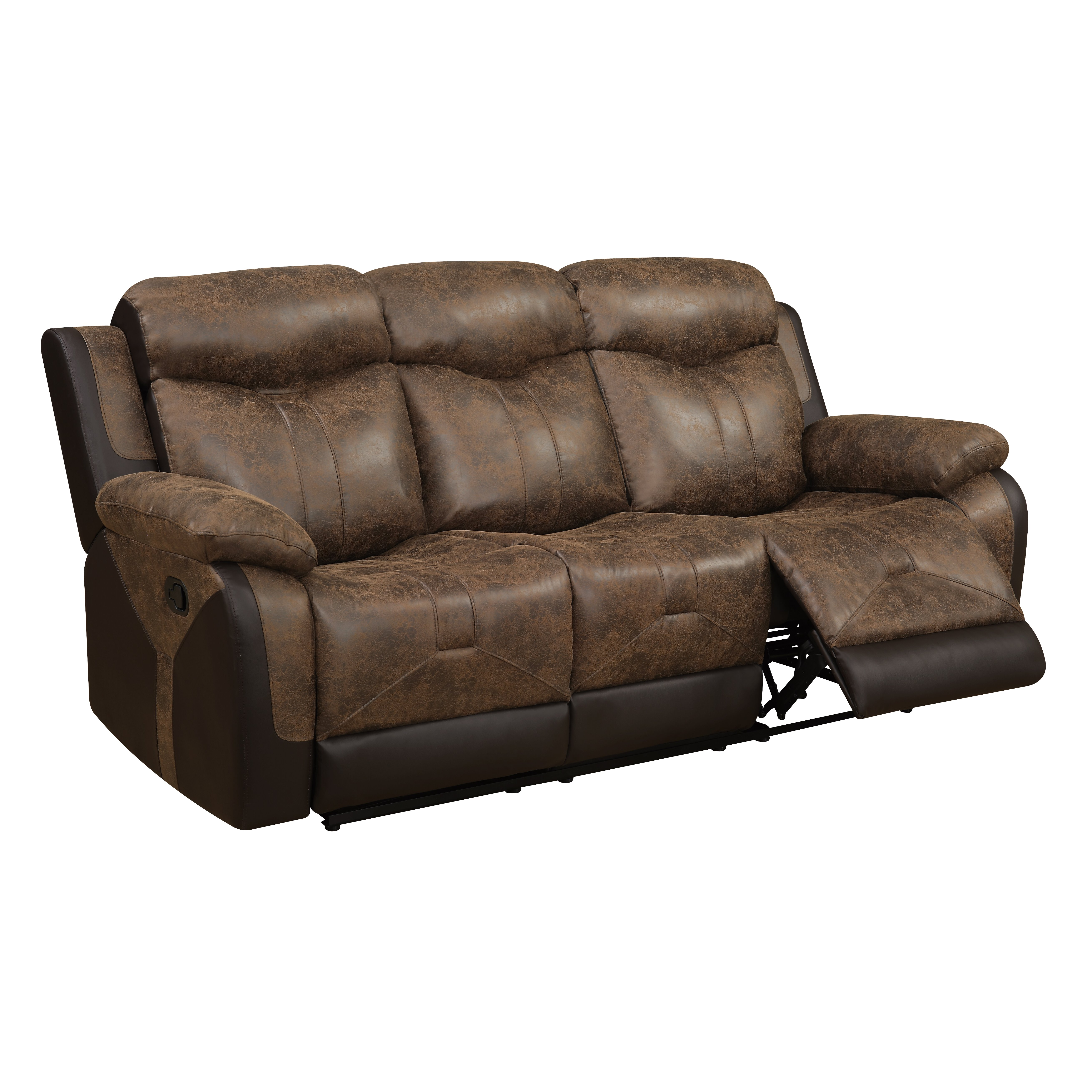 Global furniture usa reclining sofa wayfair for Furniture usa