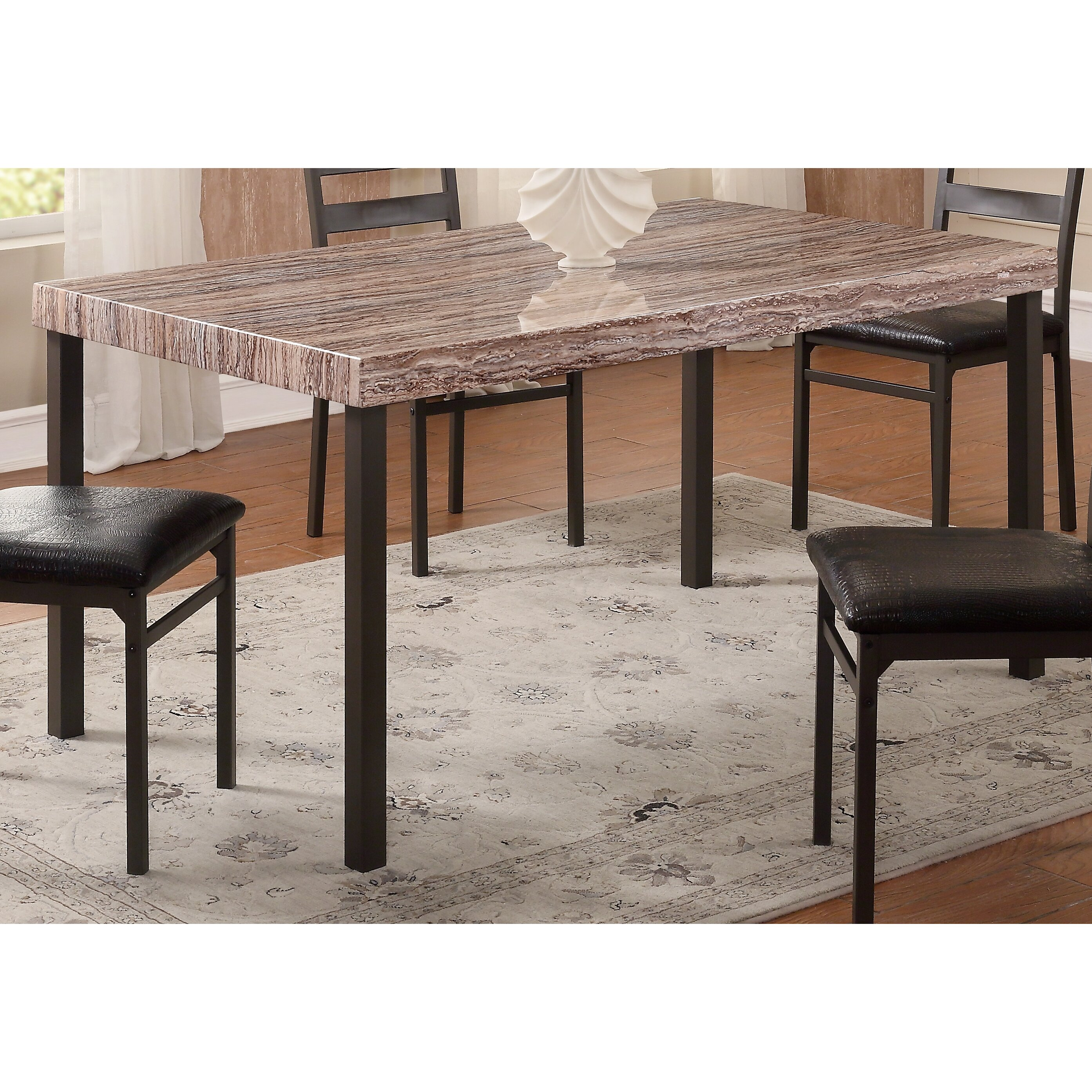 Global Furniture USA Dining Table Wayfair