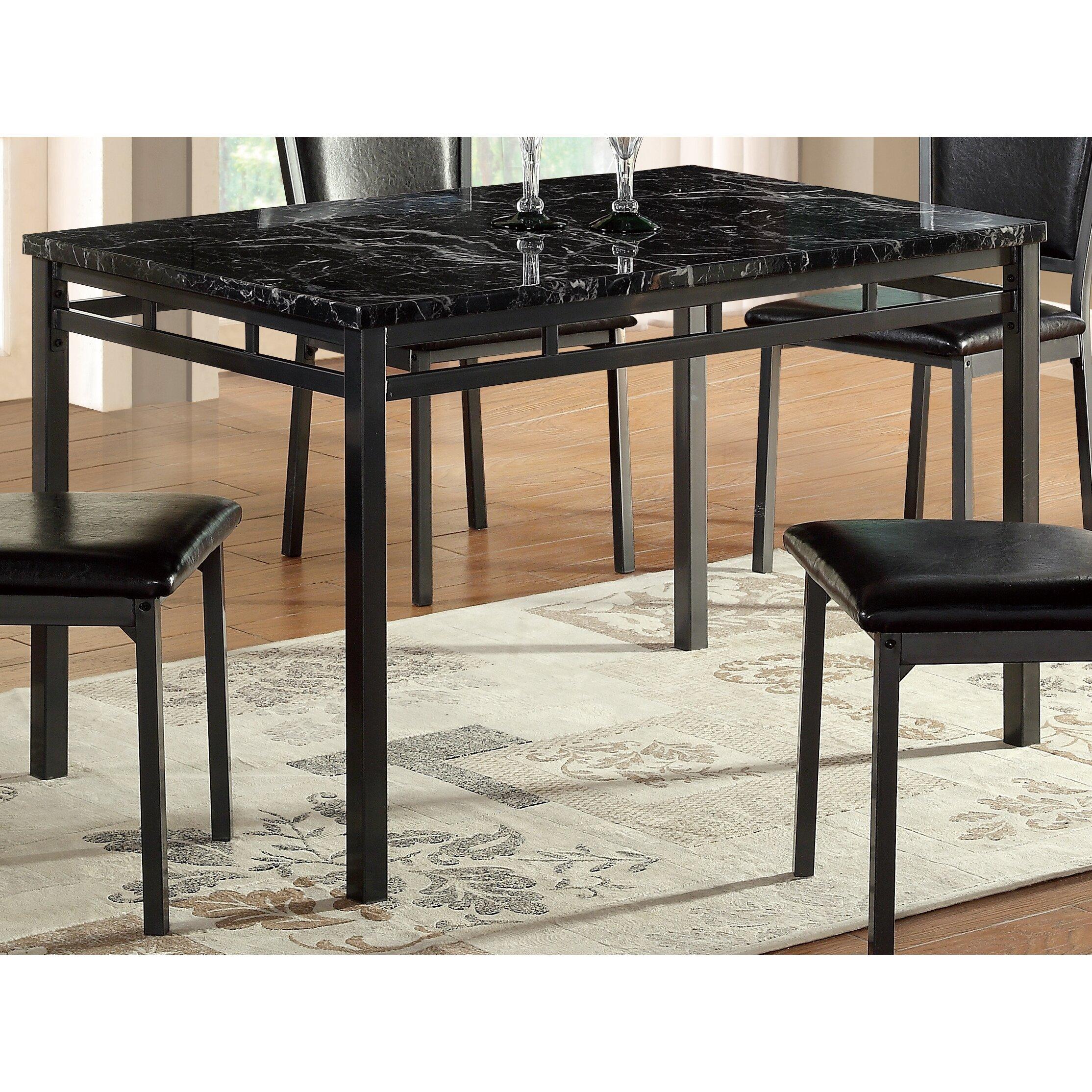 Global Furniture Dining Table Global Furniture D989dt