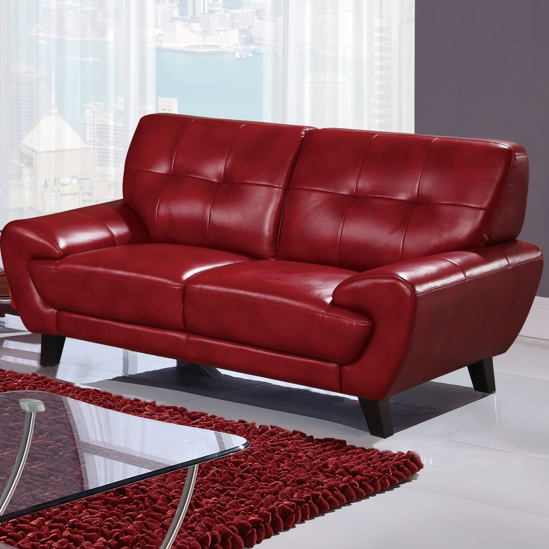 Global Furniture Usa Loveseat Reviews Wayfair