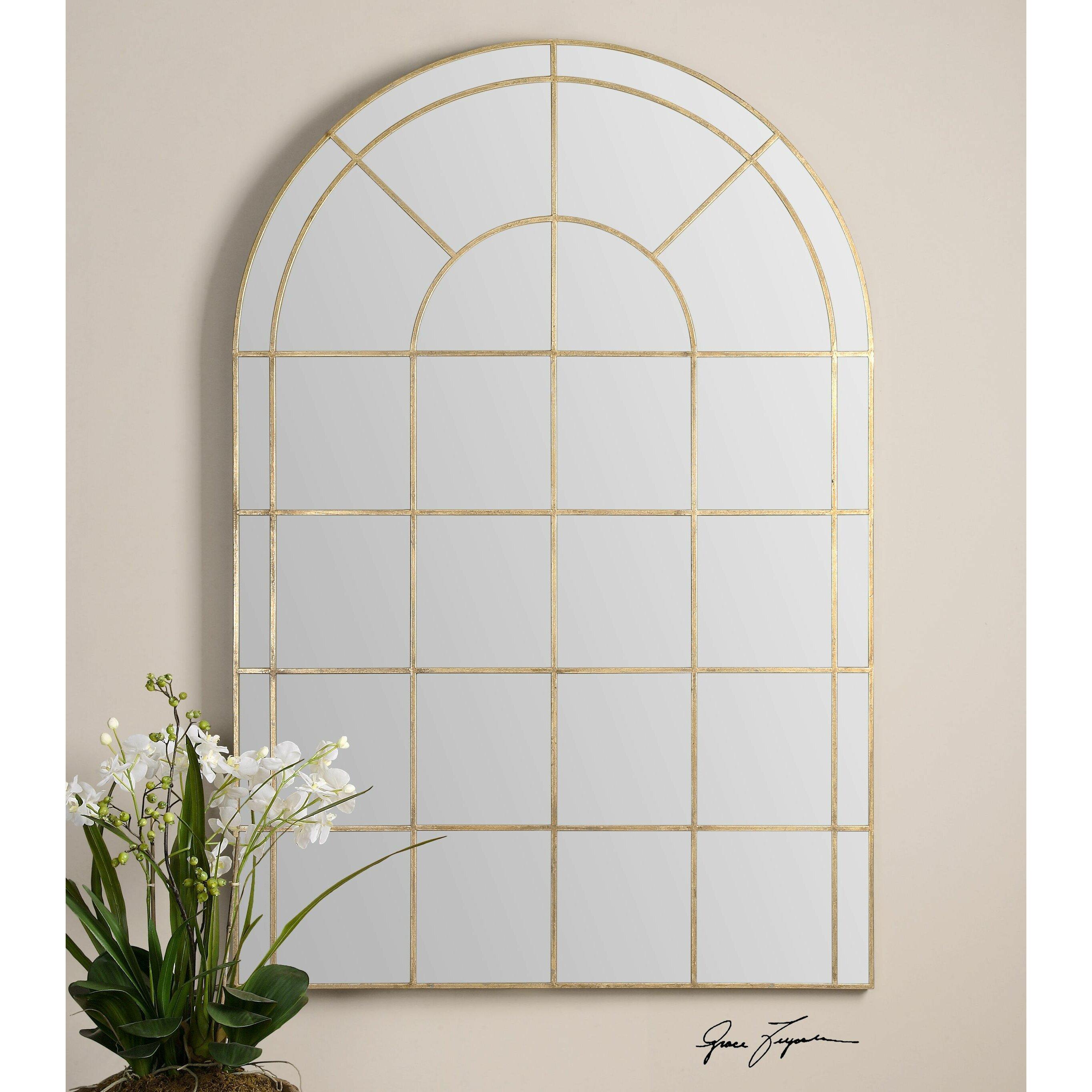 Vivian Wall Mirror By Uttermost: Uttermost Grantola Wall Mirror & Reviews