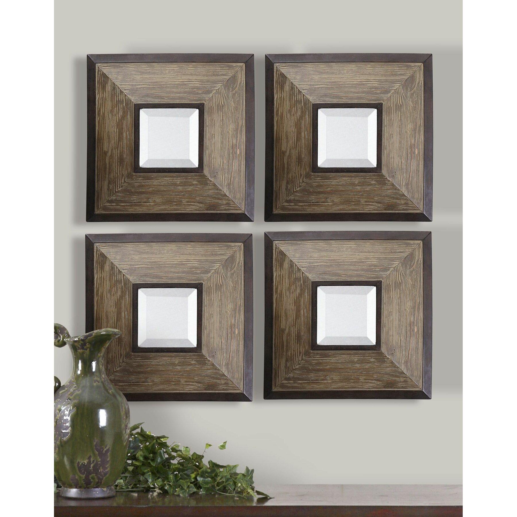 Vivian Wall Mirror By Uttermost: Uttermost Fendrel Wall Mirror & Reviews