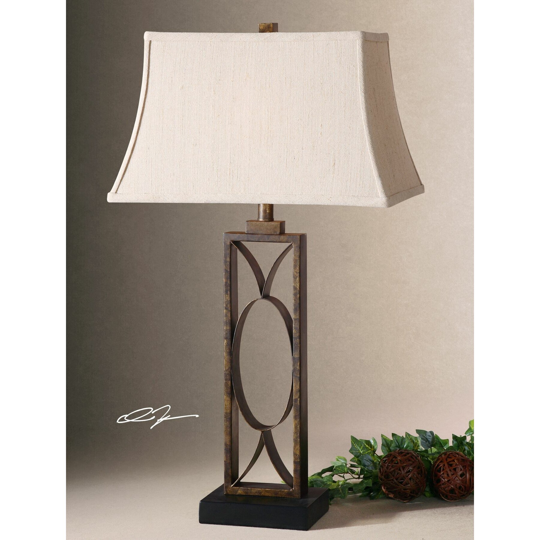 Uttermost Maricopa 32 Table Lamp Amp Reviews