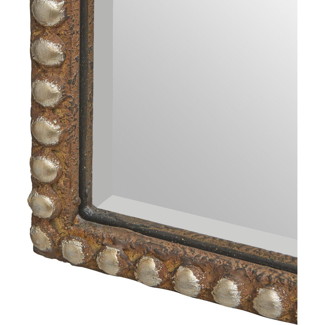 Vivian Wall Mirror By Uttermost: Uttermost Tempe Wall Mirror & Reviews