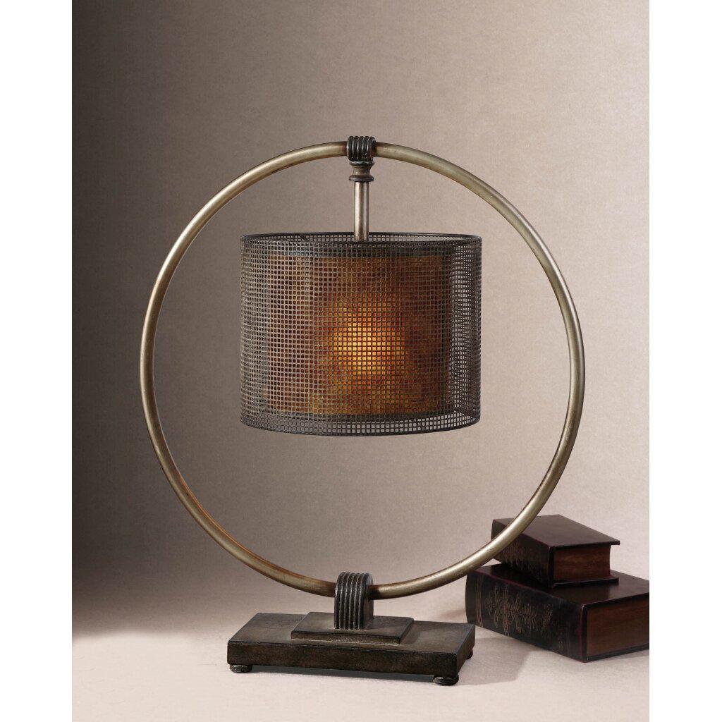 """Uttermost Dalou 28"""" Table Lamp & Reviews"""