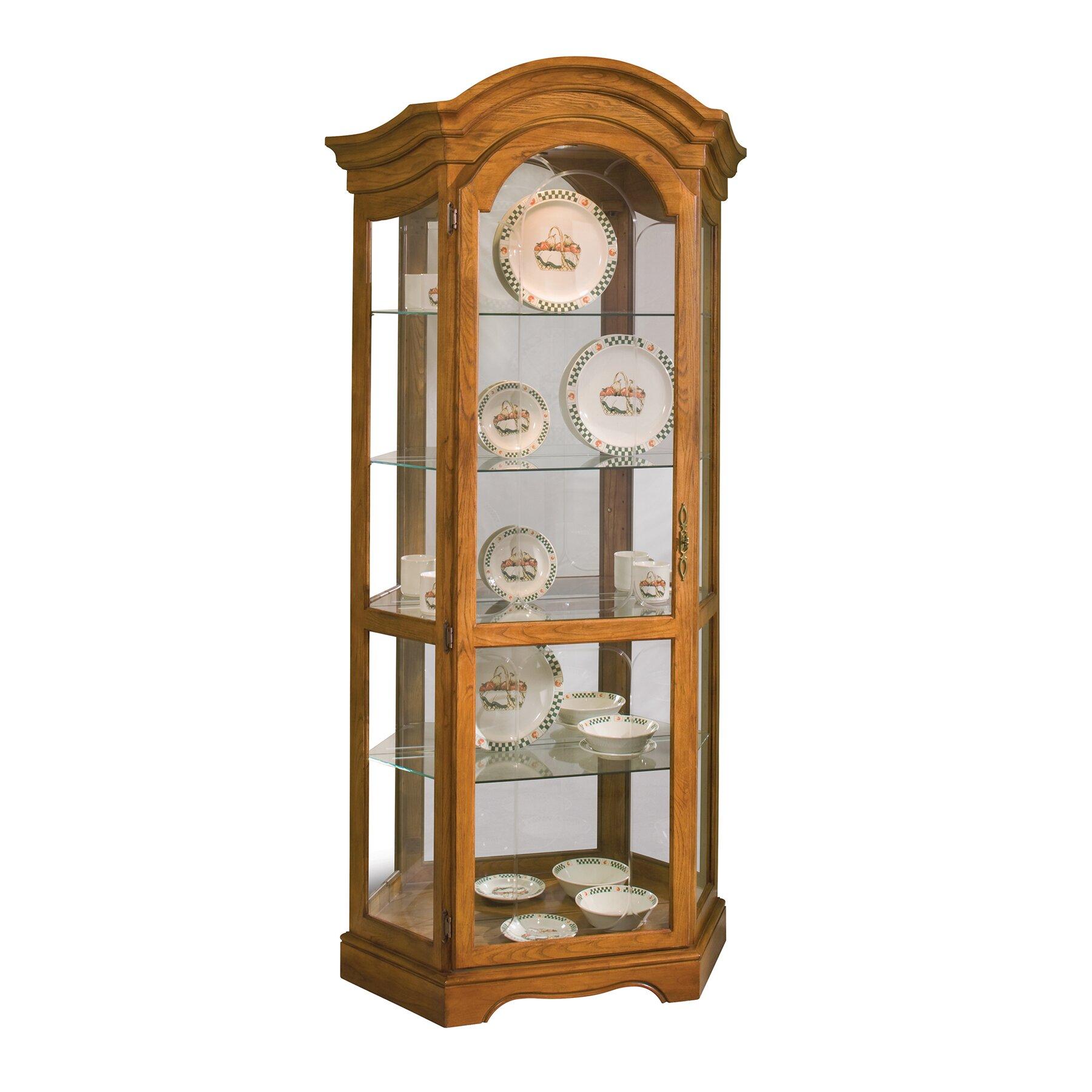 Philip Reinisch Co Lighthouse Stafford Ii Curio Cabinet