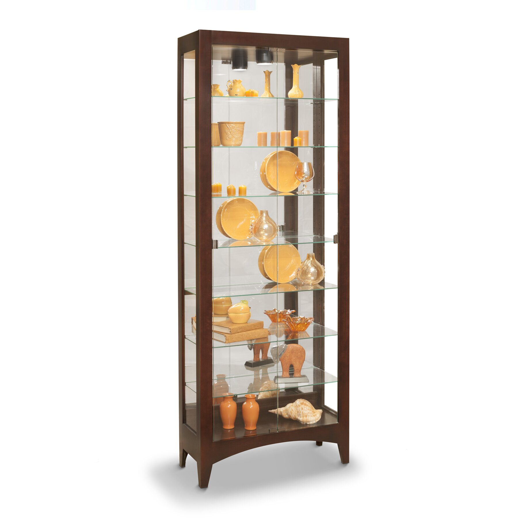 Philip Reinisch Co Simplicity Curio Cabinet Amp Reviews