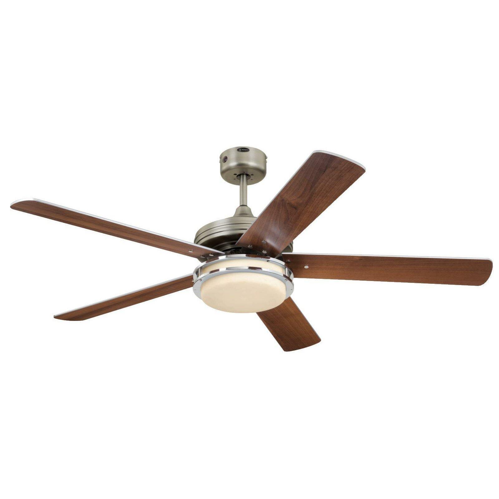Westinghouse 132cm Hercules Surpreme 5 Blade Ceiling Fan