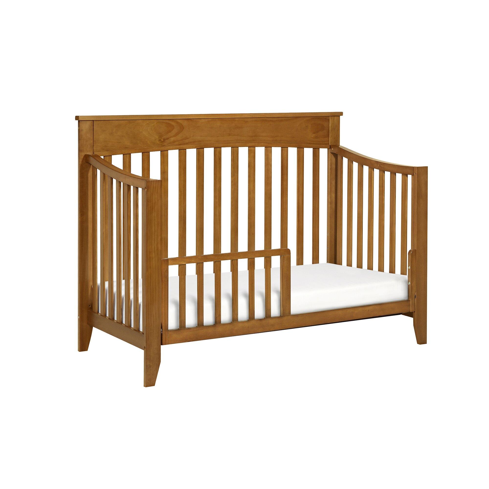 DaVinci Grove 4-in-1 Convertible Crib & Reviews   Wayfair