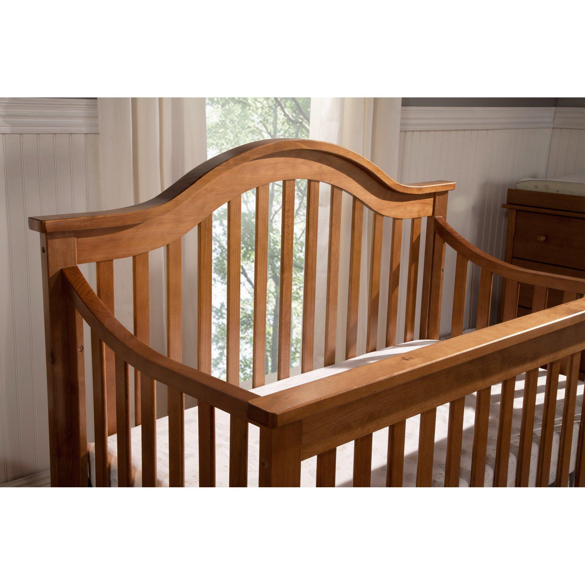 DaVinci Clover 4-in-1 Convertible Crib & Reviews