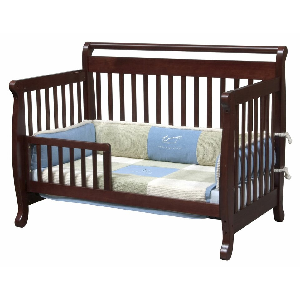 Davinci Emily 4 In 1 Convertible Crib Amp Reviews Wayfair