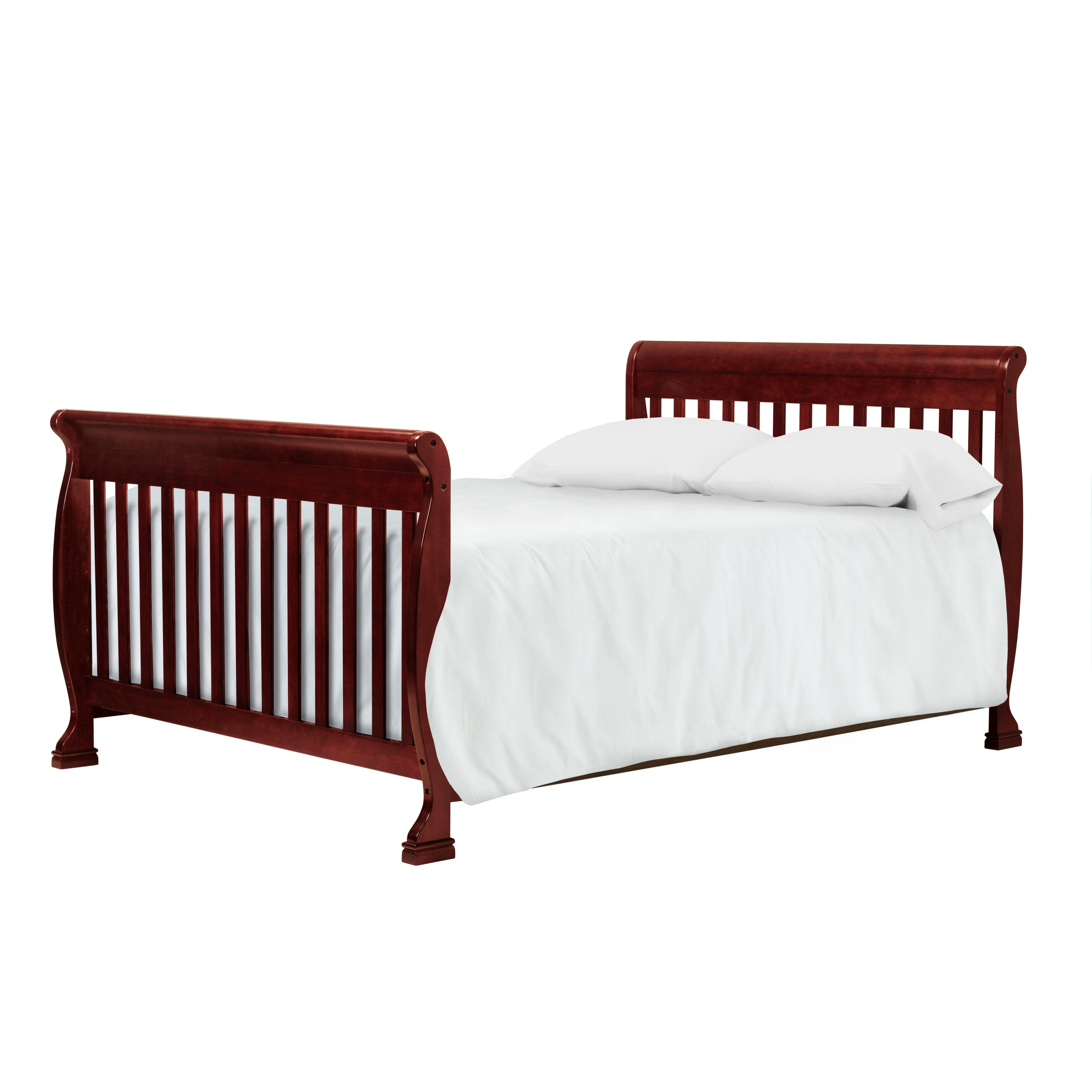 DaVinci Kalani 4-in-1 Convertible Crib & Reviews   Wayfair