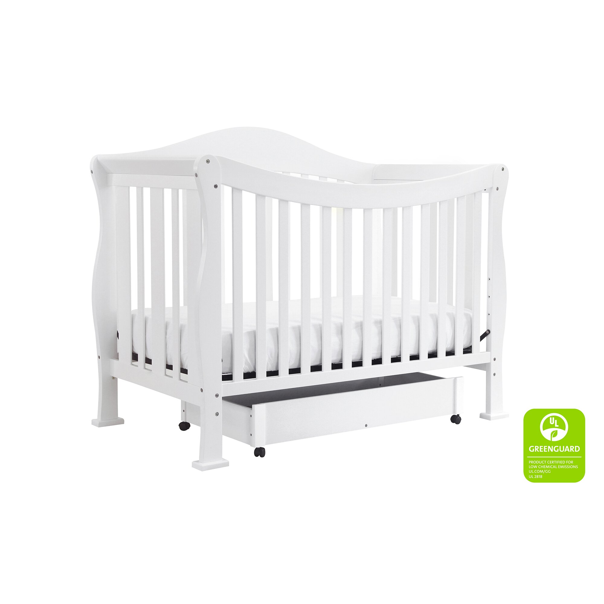 Davinci Parker  In  Convertible Crib With Toddler Bed Conversion Kit