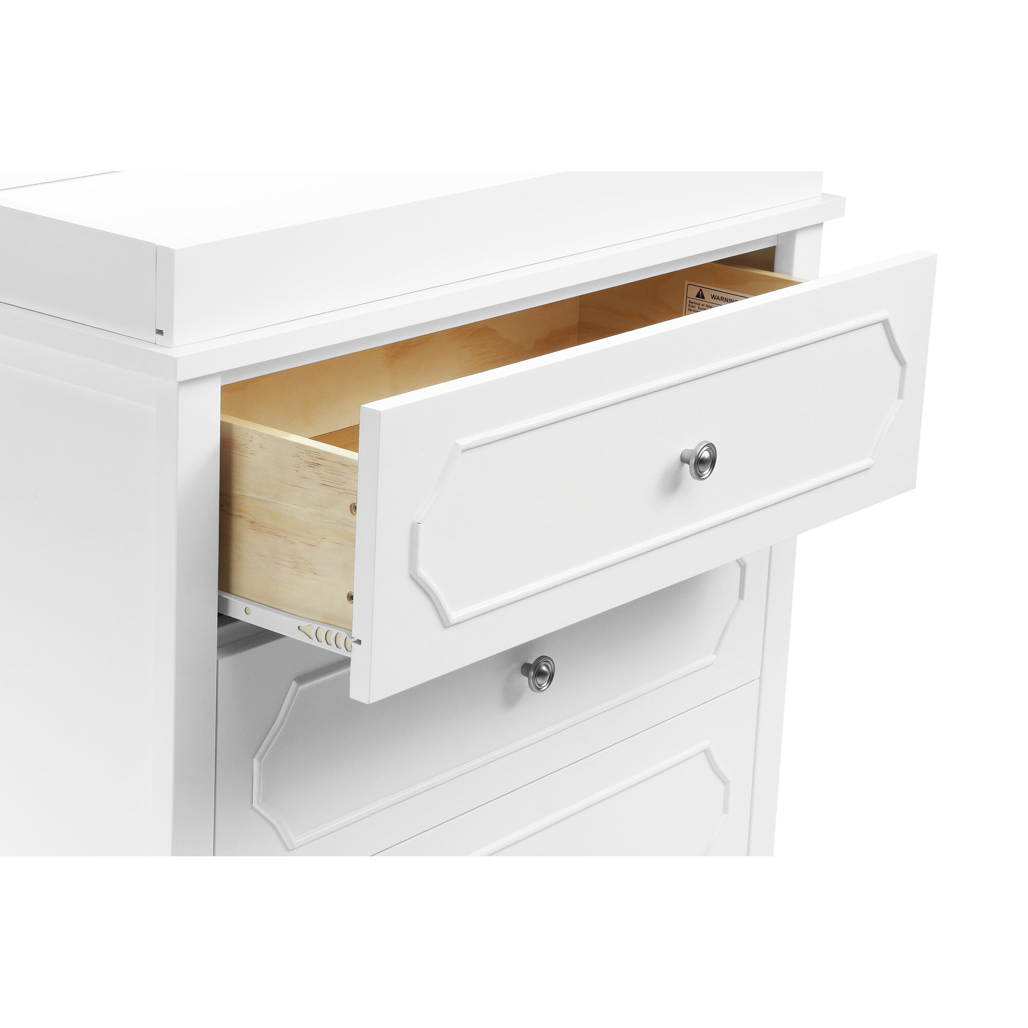 davinci poppy regency 3 drawer changing table reviews wayfair
