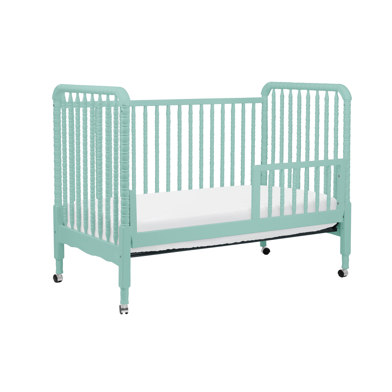 Davinci jenny lind stationary crib reviews wayfair for Jenny lind crib