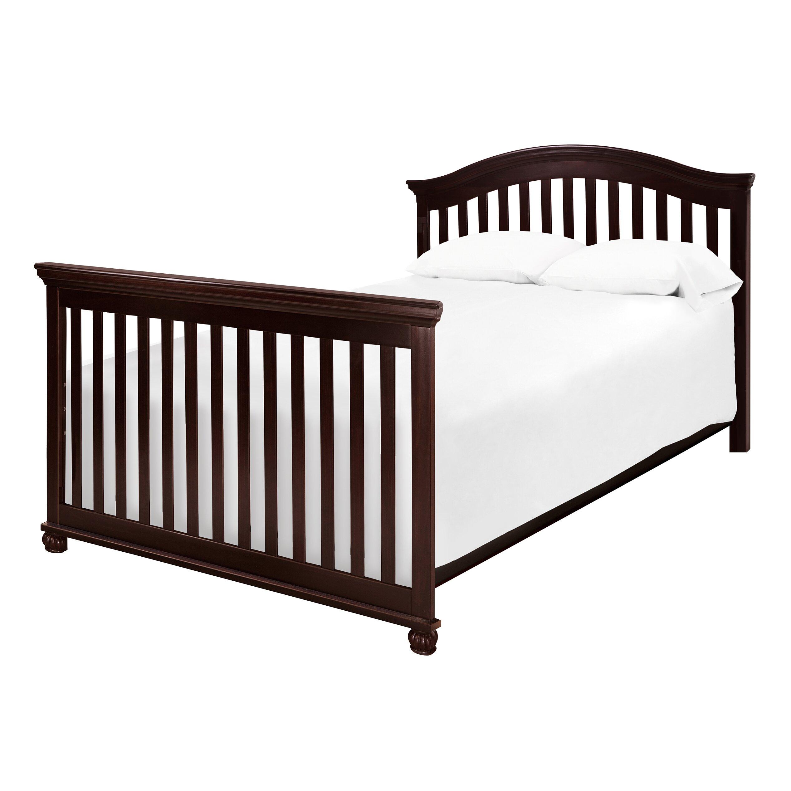 DaVinci Sherwood 4-in-1 Convertible Crib | Wayfair