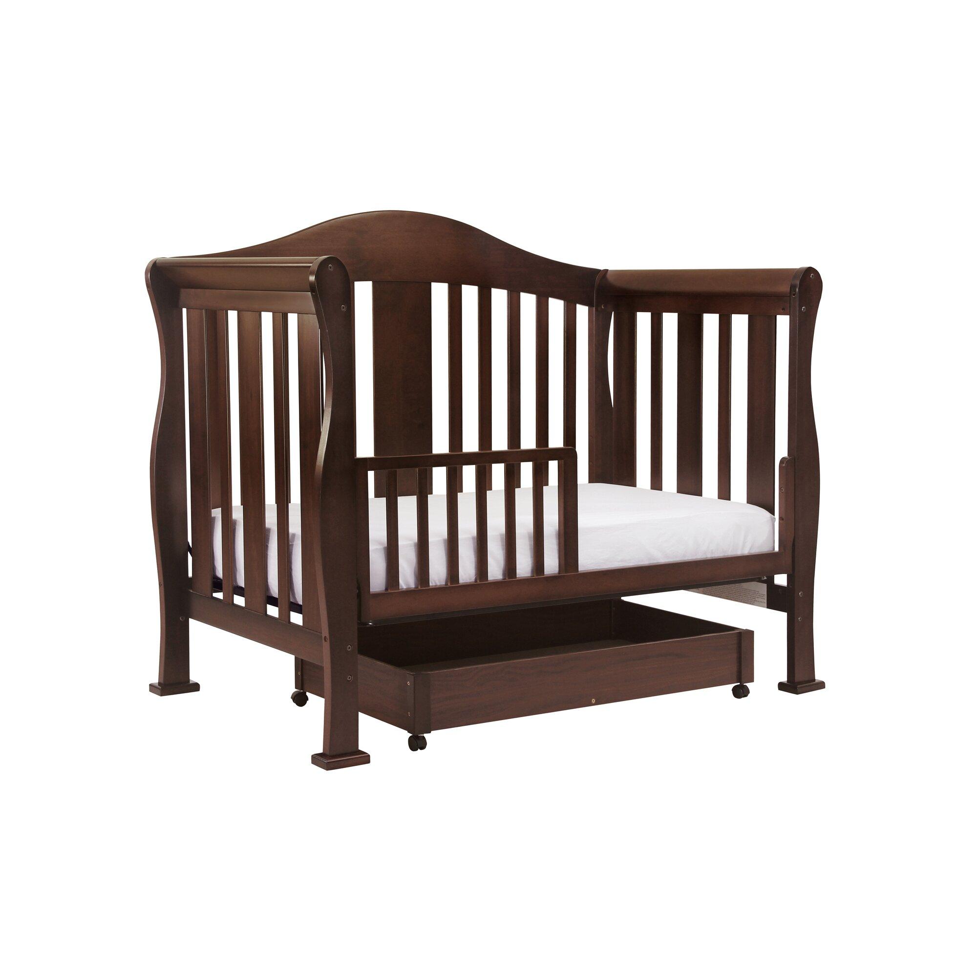 Davinci Parker 4 In 1 Convertible Crib Amp Reviews Wayfair