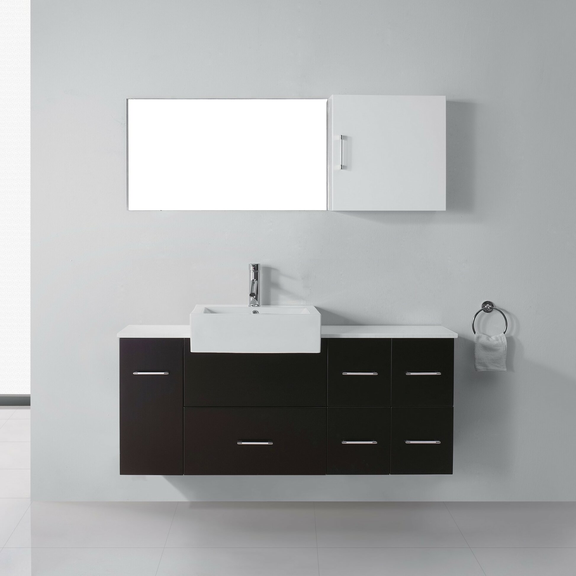 Simple Ultra Modern Bathroom Mirrors New Home Designs Choose Best Vanity